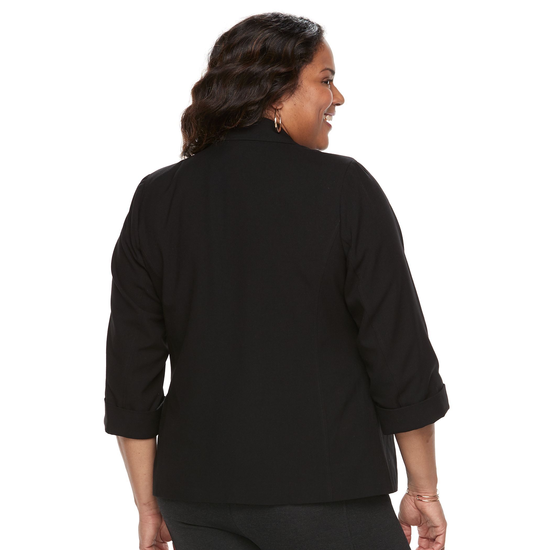 3d2eb69d5 Plus Size Blazers   Suit Jackets