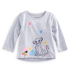 Disney's The Lion King Baby Girl Simba Graphic Tee by Jumping Beans®