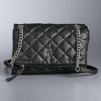 Simply Vera Vera Wang Puffy Crossbody Bag