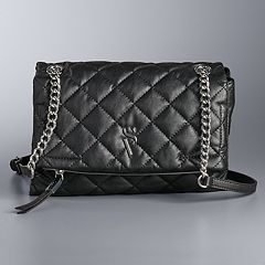 Simply Vera Vera Wang Puffy Crossbody Bag