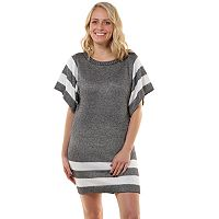 Women's Soybu Varsity Sweater Dress