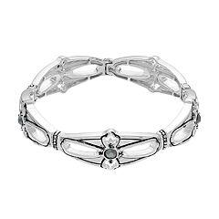 Napier Geometric Stretch Bracelet