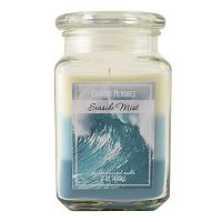 Everyday Memories Seaside Mist 17-oz. Tri-Pour Candle Jar