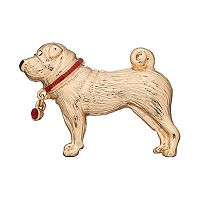 Napier Dog Pin