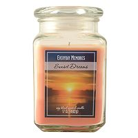 Everyday Memories Sunset Dreams 17-oz. Candle Jar