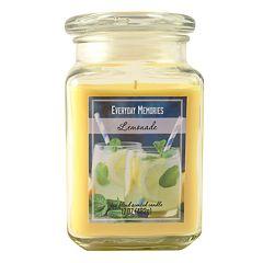Everyday Memories Lemonade 17-oz. Candle Jar