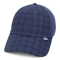 Women's Keds Plaid Brushed Cotton Baseball Cap