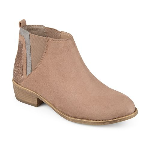 Journee Collection Wiley ... Women's Ankle Boots sale brand new unisex choice cheap price from china cheap price MEDzZj