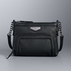 Simply Vera Vera Wang Easton Crossbody Bag