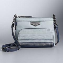 Simply Vera Vera Wang Easton Crossbody Bag