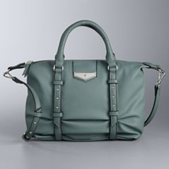 Simply Vera Vera Wang Smush Satchel