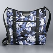 Simply Vera Vera Wang Floral Gila Crossbody Bag