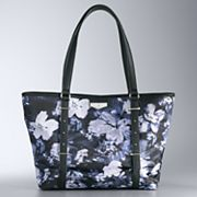 Simply Vera Vera Wang Floral Rett Tote