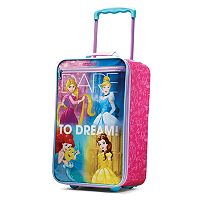Disney Princess 18-Inch Wheeled Luggage by American Tourister