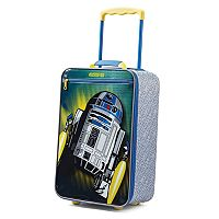Star Wars R2D2 18-Inch Wheeled Luggage by American Tourister