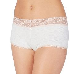 Juniors' Saint Eve Lace Boyshort Panty 5163002