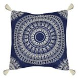 Spencer Home Decor Luna Medallion Throw Pillow