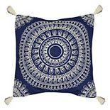 Spencer Home Decor Luna Medallion Throw Pillow