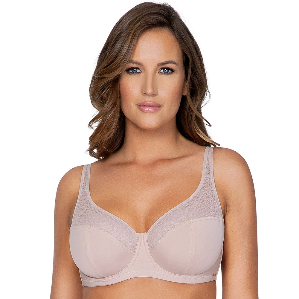 25d0650faf Parfait Bras  Wendy Full-Figure Unlined Underwire Bra P5412