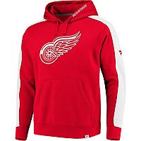 Men's Detroit Red Wings Iconic Hoodie