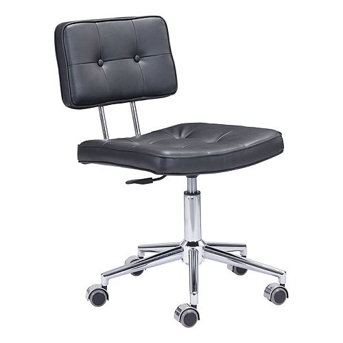 Zuo Modern Series Retro Adjustable Desk Chair