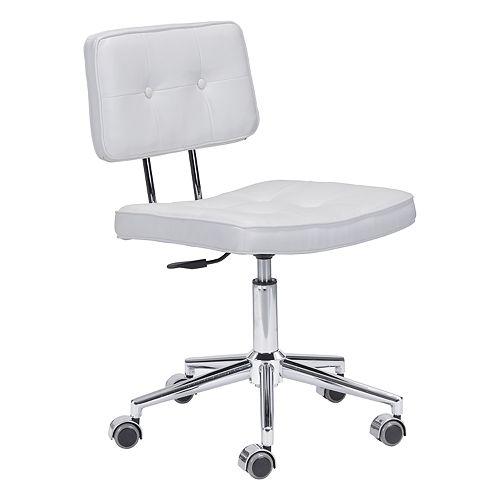 Zuo Modern Series Retro Adjustable Desk Chair