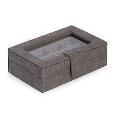 Bey-Berk Cufflink Storage Box