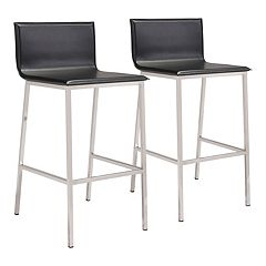 Zuo Modern Marina Armless Bar Stool
