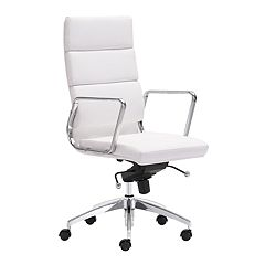 Zuo Modern Engineer Adjustable High Back Desk Chair