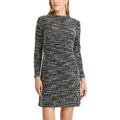 Women's Chaps Boucle Sweater Dress
