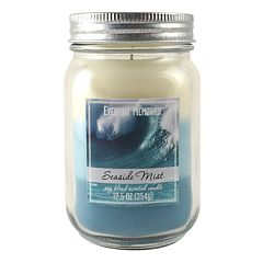 Everyday Memories Seaside Mist 12.5-oz. Tri-Pour Candle Jar