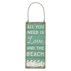 'All You Need' Wall Decor