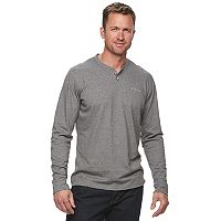Big & Tall Columbia Wildberry Classic-Fit Omni-Wick Henley