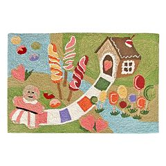 Liora Manne Frontporch Fun & Sweets Indoor Outdoor Rug