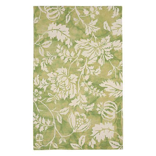 Liora Manne Jadu Floral Wool Rug