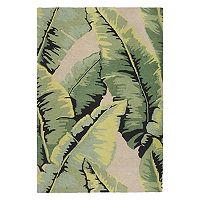 Liora Manne Lalunita Palm Leaf Rug