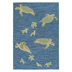 Liora Manne Lalunita Sea Turtles Rug