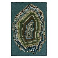 Liora Manne Lalunita Agate Abstract Rug
