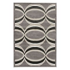 Liora Manne Monarchy Eclipse Geometric Rug