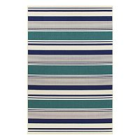 SONOMA Goods for Life™ Multi Stripe Indoor Outdoor Rug