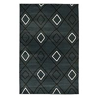 Trans Ocean Imports Liora Manne Nobility Tribal Squares Geometric Rug