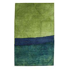 Liora Manne Piazza Zen Abstract Wool Rug