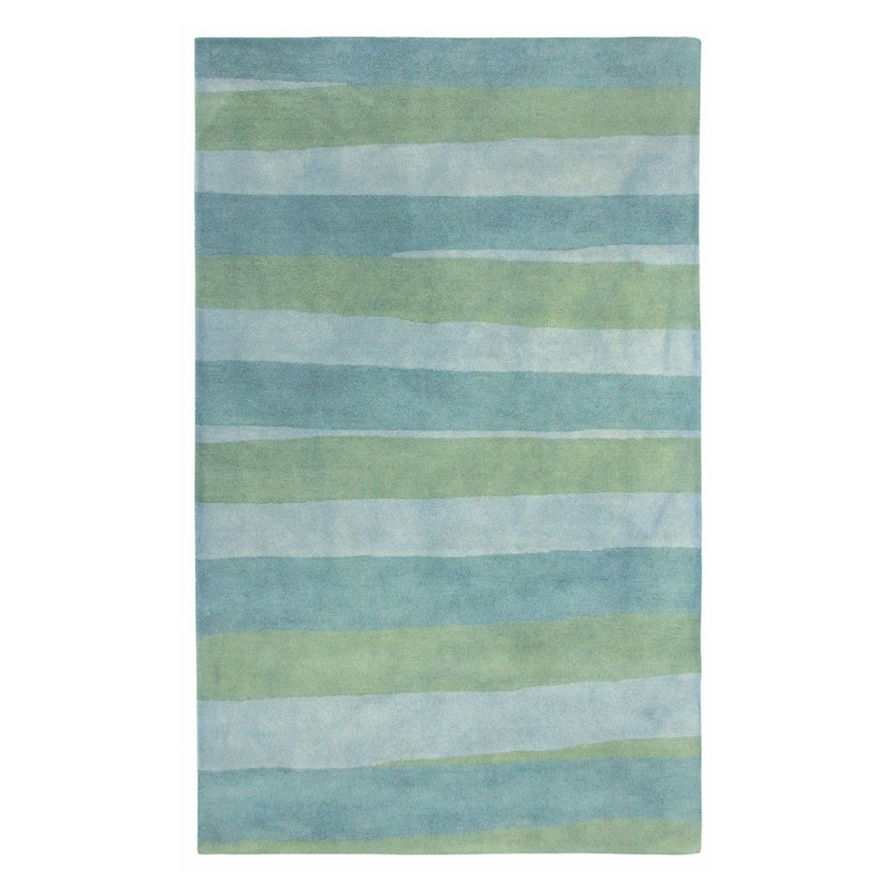 Liora Manne Piazza Stripes Wool Rug