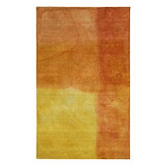 Liora Manne Piazza Watercolors Abstract Wool Rug