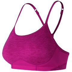 Women's New Balance Space Dye Sports Bra