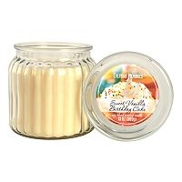 Everyday Memories Sweet Vanilla Birthday Cake 13-oz. Candle Jar