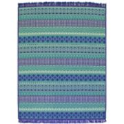 SONOMA Goods for Life? Dobby Stripe Indoor Outdoor Rug