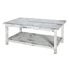 Alaterre Furniture Country Cottage Coffee Table