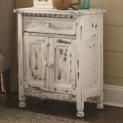 Alaterre Furniture Country Cottage Storage Cabinet