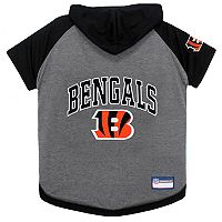 Cincinnati Bengals Pet Hoodie